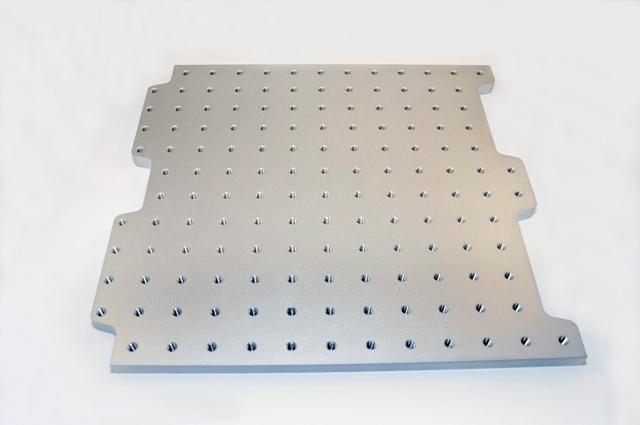 Aluminum Fixture Plates