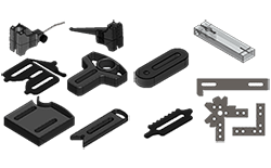 Spring Clamps, Hold-Downs And Stops