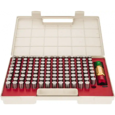 SPI, 0.626 to 0.75 inch Class ZZ Minus Plug & Pin Gage Set, 37851342, (BF37851342)