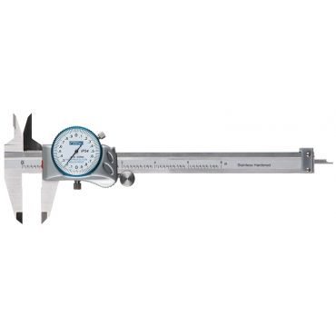 Fowler, 150 mm IP 54 Dial Caliper Plus , 52-008-052-0