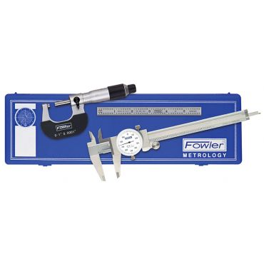 Fowler, Universal Measuring Set, 52-095-007-0