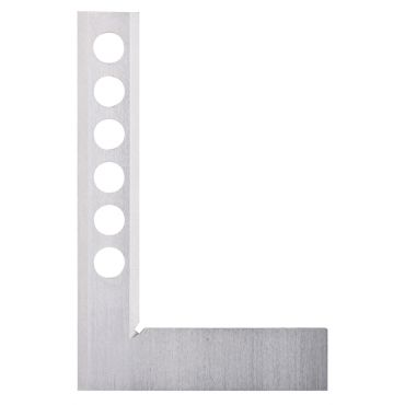 """Fowler, 4"""" Bevel Square with Bores, 52-438-004-0"""
