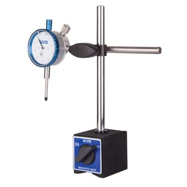 Fowler, Roto Dial Indicator Holder with Premium Indicator and Fine Adjust Mag Base, 52-585-415-0
