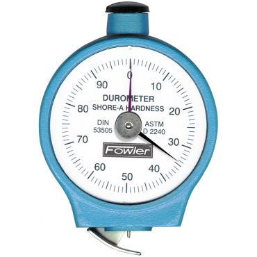 Fowler, Shore A Portable Durometer, 53-762-101-0