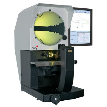 Fowler, Optical Comparator R400 FT2-E, 53-900-900-0
