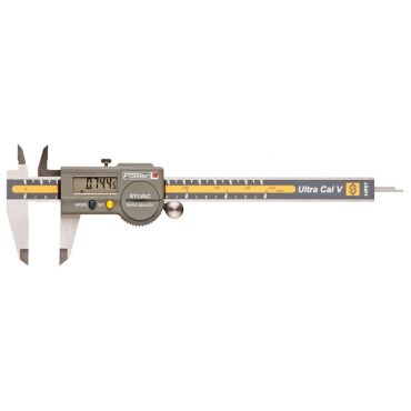 "Fowler, 8""/200mm Ultra-Cal V Electronic Caliper with Lifetime Warranty, 54-100-068-1"