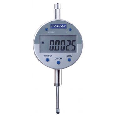 "Fowler, 1""/25mm Indi-X Blue Electronic Indicator, 54-520-250-0"