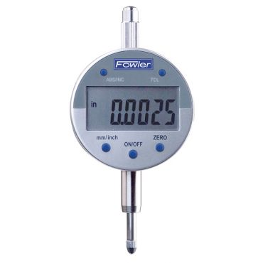 "Fowler, .5""/12.5mm Indi-X Blue Electronic Indicator, 54-520-255-0"