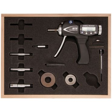 "Fowler,-Bowers BLUETOOTH 4"" - 8""/100 - 200mm XTH3 Holematic Pistol Grip Set, 54-567-200-BT"