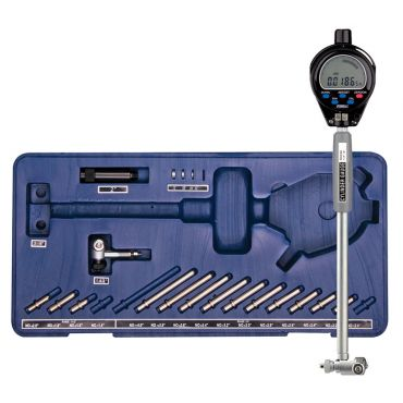 """Fowler, XTender-E Electronic 1.4"""" - 6""""/35mm-150mm Dial Bore Gage Set, 54-646-401-0"""