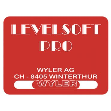 Fowler, Wyler Levelsoft Pro Software, 54-820-779-1