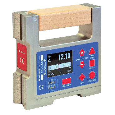Fowler,Fowler-Wyler BlueCLINO High Precision Electronic Level ,54-825-400