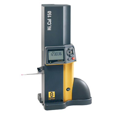 "Folwer,-Sylvac 6""/150mm Hi_CAL Electronic Height Gage with ISO/A2LA Certification, 54-931-150-C"