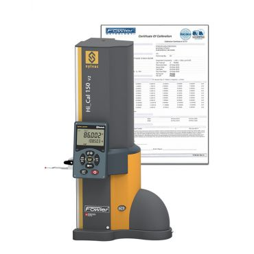 """Fowler, Sylvac 6"""" - 150mm BLUETOOTH Hi CAL Electronic Height Gage with ISO A2LA Certification, 54-931-150-BT-C"""