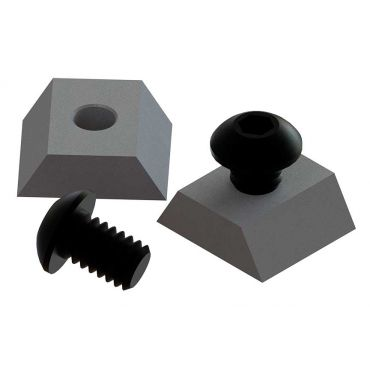 Inspection Arsenal, Mounting Hardware for Optical Comparator - Inch, NUT-DT-ASY