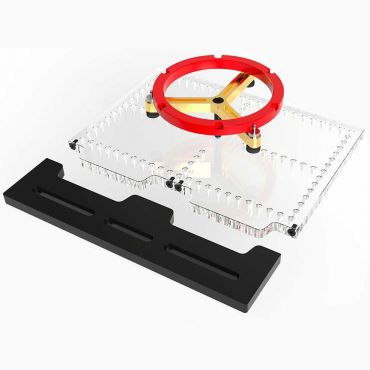 Inspection Arsenal, Spider Clamp – 3 Legged – 6 inch, SC-06-03