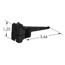 Inspection Arsenal, Trigger-Finger™ without Shaft (Set of 4) – Inch, TRFN-15