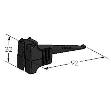 Inspection Arsenal, Trigger-Finger™ Plastic Only – Metric, TRFN-10M