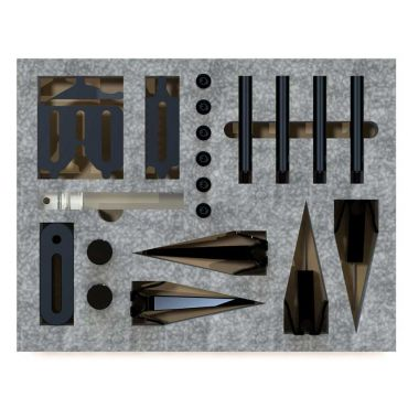 Inspection Arsenal, Open-Sight™ Vision Work Holding Kit – Metric, VIS-KIT-01M